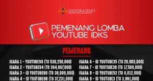 Pemenang-Lomba-YouTube-IDKS
