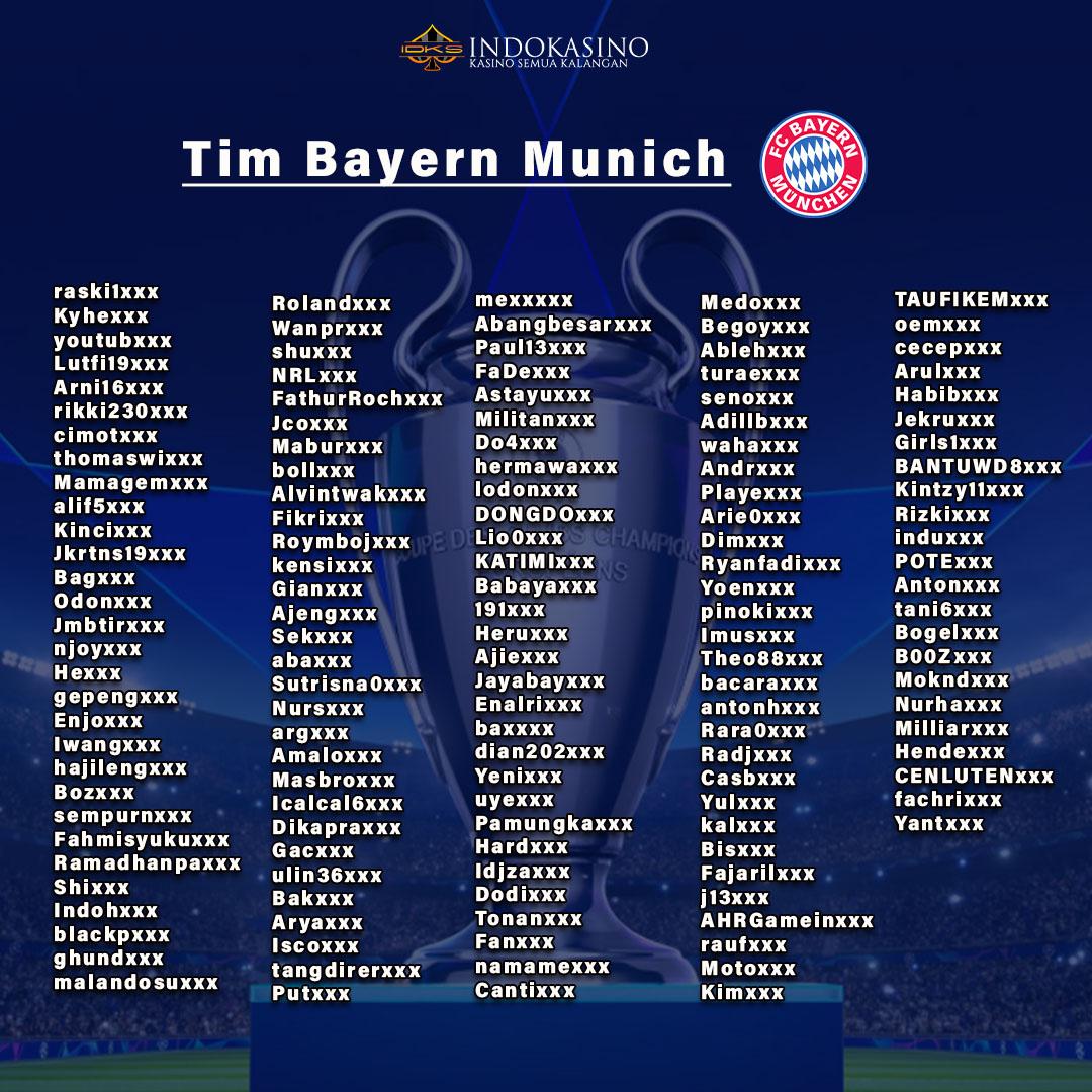 Tim Bayern Munich