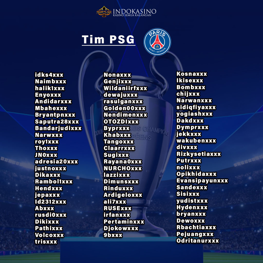 Tim PSG