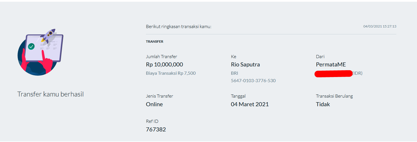 Lomba Referral Rio Menang 10 juta