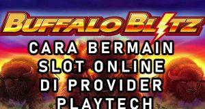 Cara Bermain Slot Buffalo Blitz Di Provider Playtech