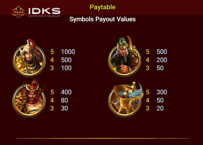 Simbol pay IDKS