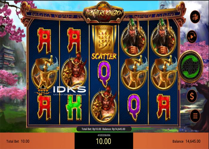 Slot Brother kingdom IDKS